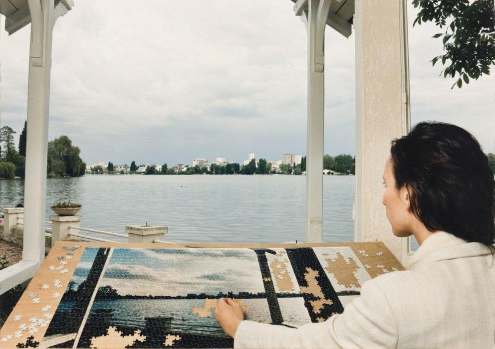 The Kiosk and the Lake