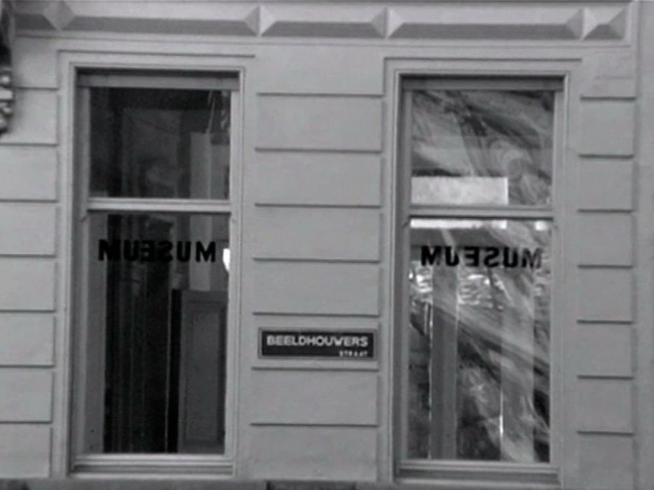 Marcel Broodthaers: Museum for 17th Century Art