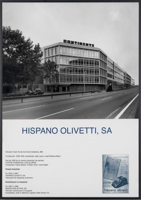 Hispano Olivetti