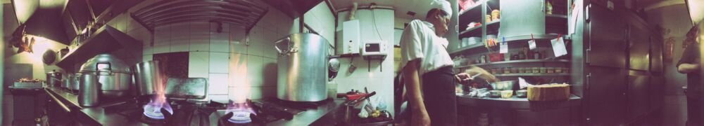 Restaurante Fil Manila, el Raval, Barcelona - 2. Serie: «Metano para todos»