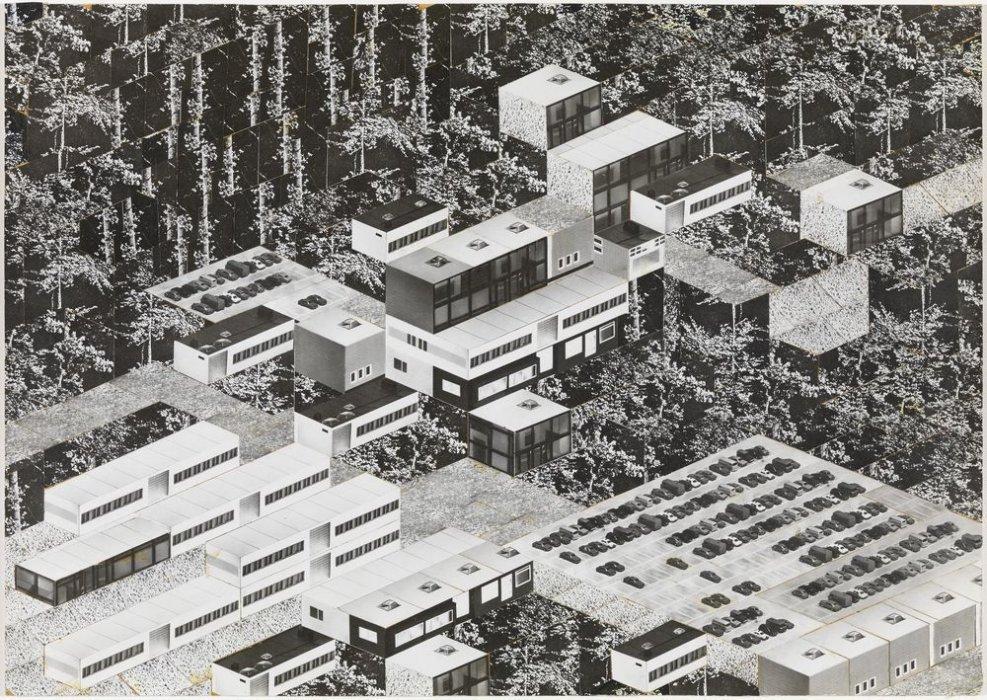 Barri residencial