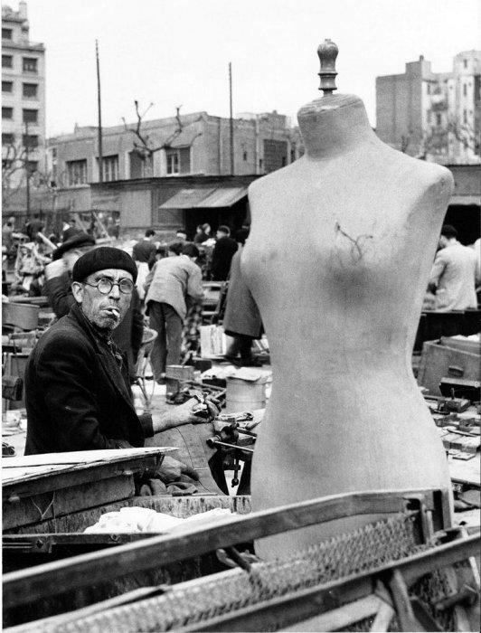 Els Encants, Barcelona, 1957