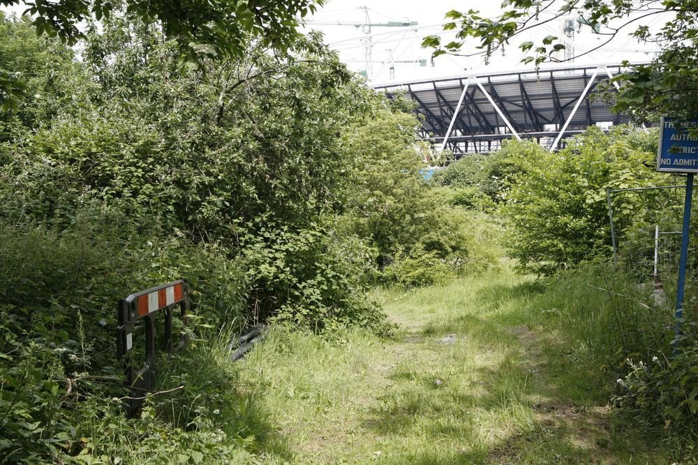 Guide to the Wastelands of the Lea Valley, 12 empty spaces await the London Olympics
