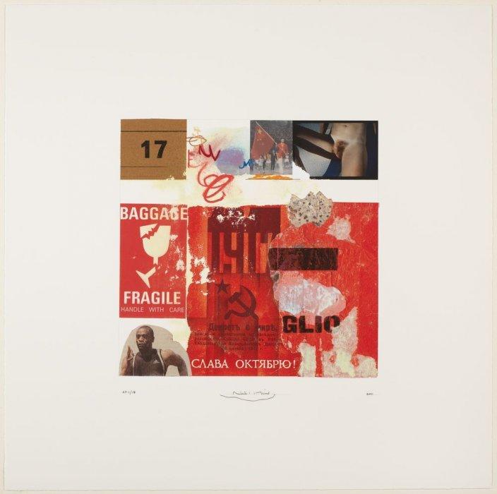 Richard Meier. Carpeta de serigrafías