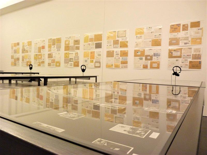 Fotografía general de la instalación de la obra. Foto:  Alba Clavell
