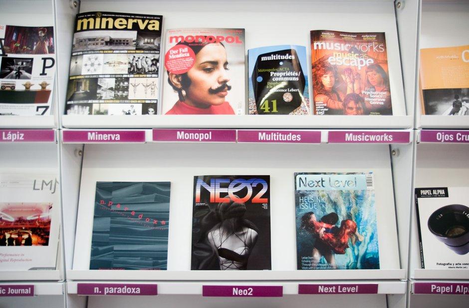Biblioteca - Revistas