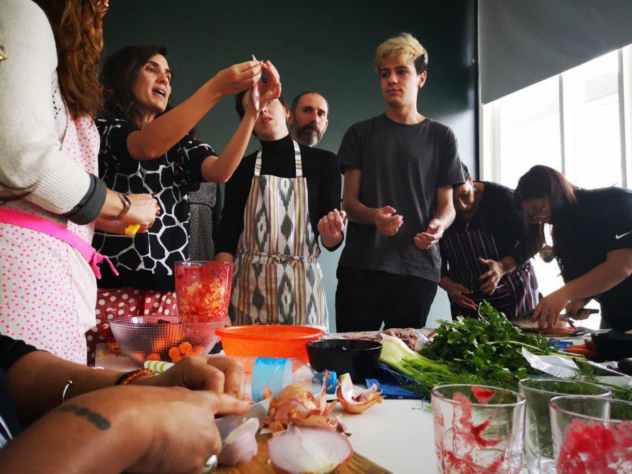 """""""La Cocina"""". Foto: Lili Marsans"""