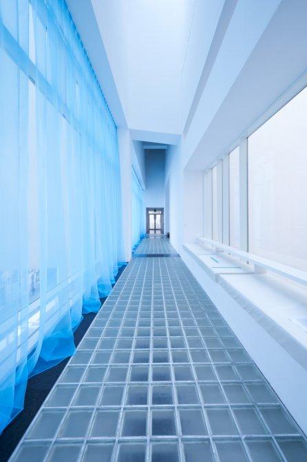 """""""Felix Gonzalez-Torres: The Politics of Relation"""" exhibition views. Photo: Miquel Coll"""