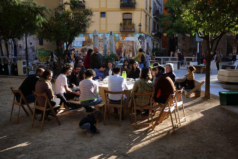 Nyamnyam, A quatre potes (Valencia)