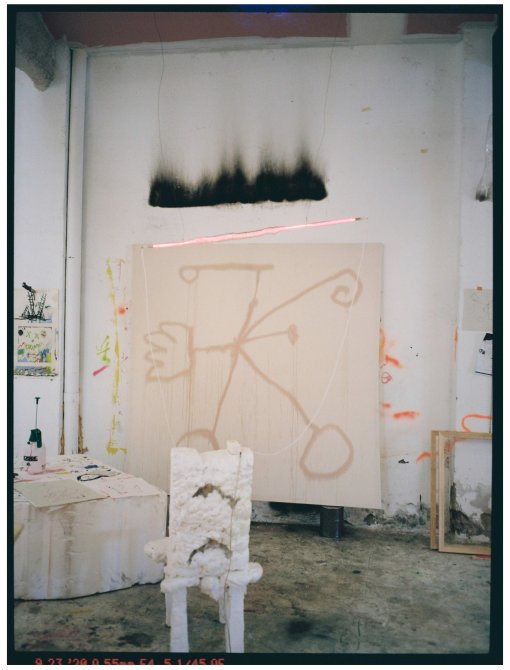 Marria Pratts' Studio