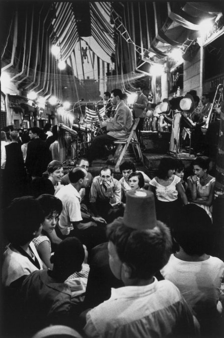 Agost, 1962 : festa major de Gràcia [full de negatius 2]
