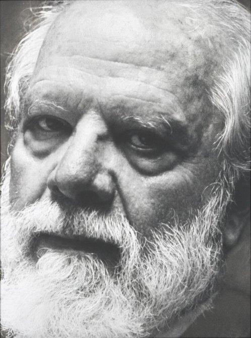 """Josep Maria Fargas, Passeig de Gràcia, Barcelona. Octubre 1995. Serie: """"La ciudad de la gente"""""""