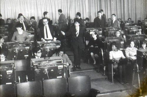 "Marta Minujin ""Simultaneidad en simultaneidad"", 1966"