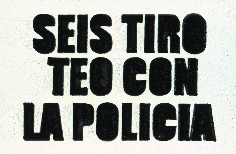 """Jon Mikel Euba """"Fiesta 4 puertas"""", 2001"""