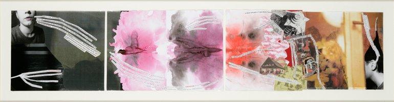 "Alice Creischer, ""Sense títol"" , 2005 (detall)"