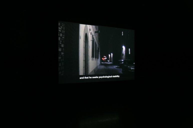 "Mabel Palacín, ""La distancia correcta"", 2005"
