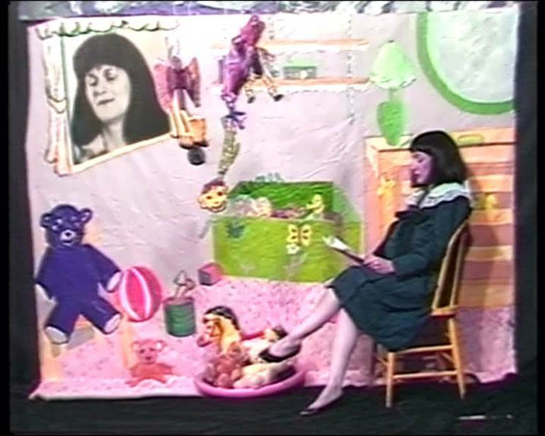 "Martha Rosler ""Born to be sold: Martha Rosler reads the strange case of Baby S/M"", 1988"