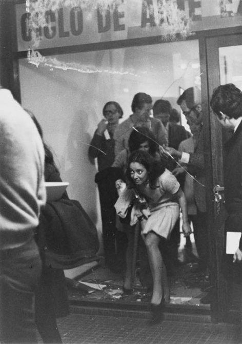 Arxiu Tucumán Arde. Documentació relativa a les diverses accions i treballs realitzats per aquest col·lectiu. 1966-1968