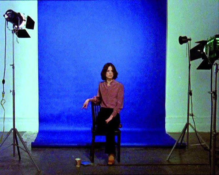 """Babette Mangolte """"The Camera: Je or La Camera: I"""", 1977"""