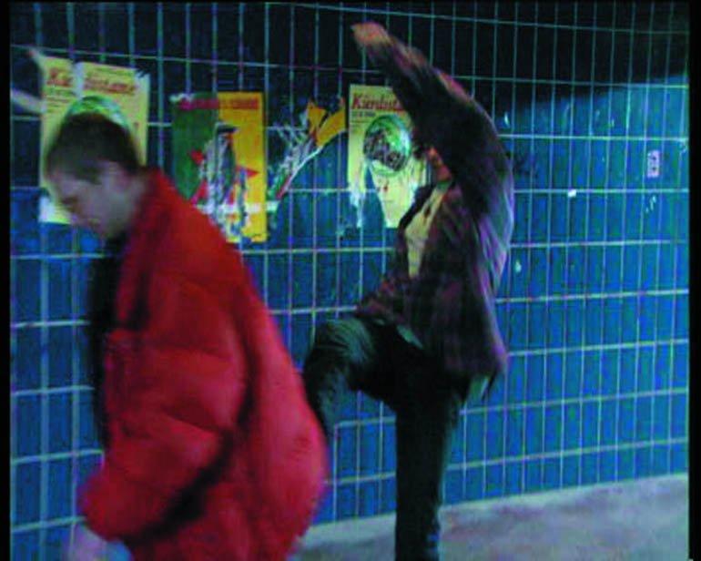 """Peter Friedl """"Dummy"""", 1997"""