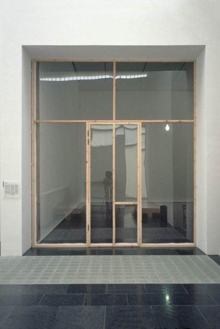 "Richard Venlet ""Space 2D"", 1996. Fotografia: Martín García Pérez"