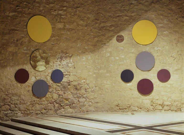 Lothar Baumgarten. Autofocus retina, 2008