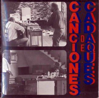 """Cover of the record """"Canciones de Cadaqués"""""""