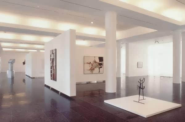 Col·lecció MACBA, 1995 (vista de sales)