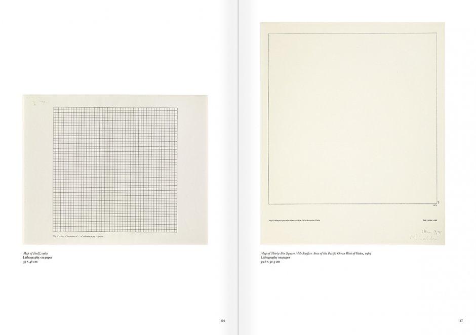 """Selecció del catàleg """"Art & Language. Incomplet"""", pàgines 116 i 117"""
