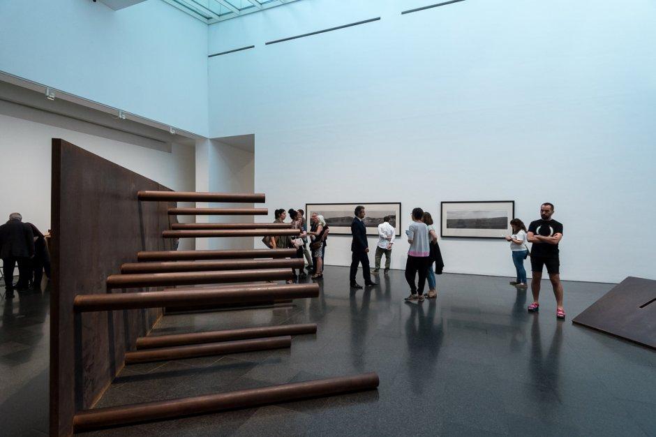 """Vistes de l'exposició """"Sergi Aguilar. Revers/Anvers (1972-2015)"""", 2015. Foto: Miquel Coll"""