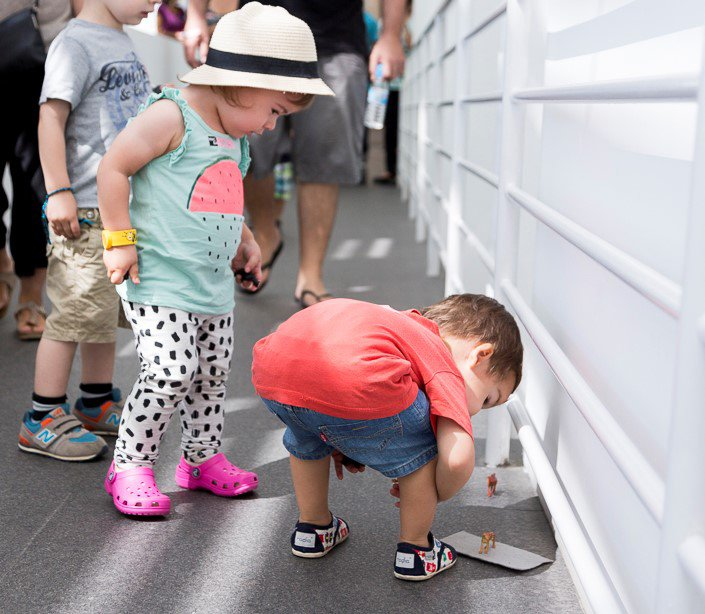 MACBA for Families. Photo: Eva Carasol