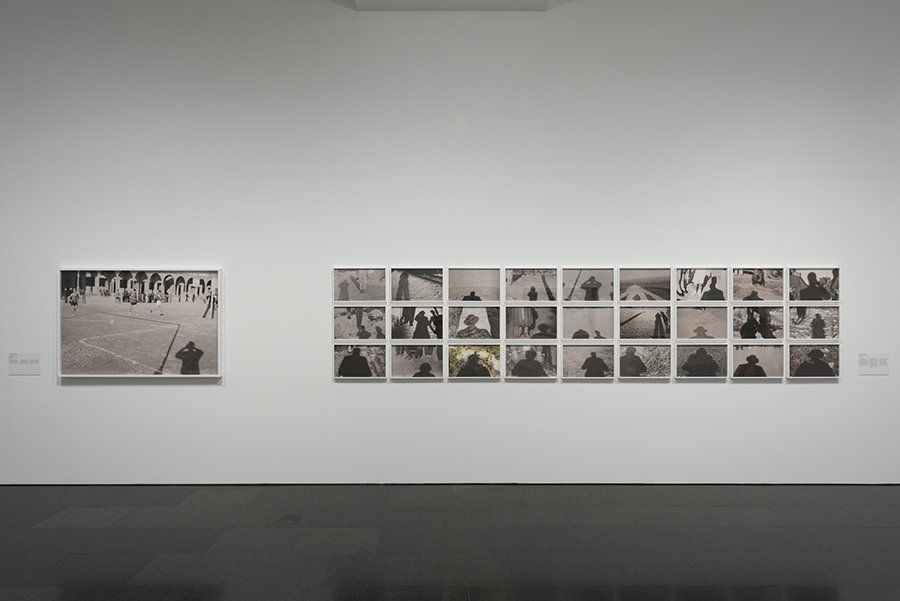 """Akram Zaatari. Against Photography. An annoted history of the Arab Foundation"" exhibition views, 2017. Photo: Roberto Ruiz"