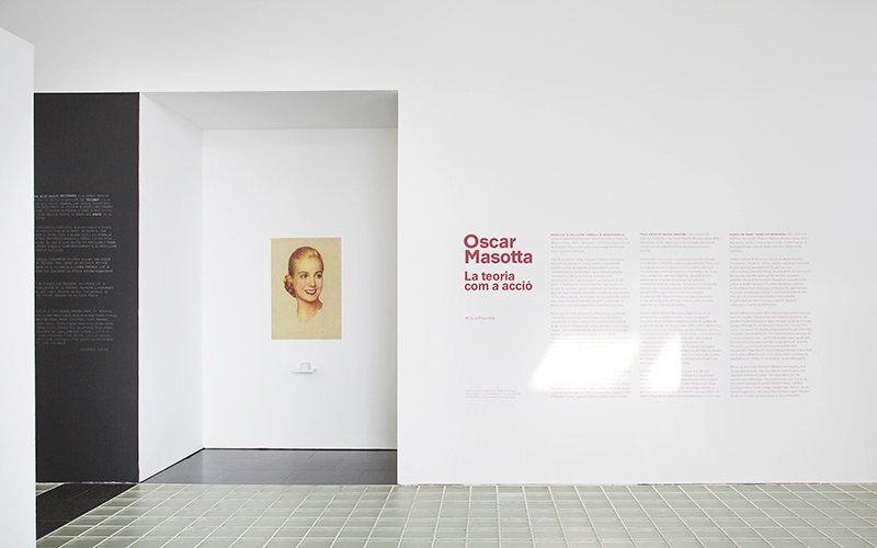 Oscar Masotta. La teoria com a acció. Foto: La Fotogràfica