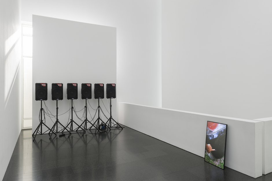 'In the Open or in Stealth ' exhibition views, 2018