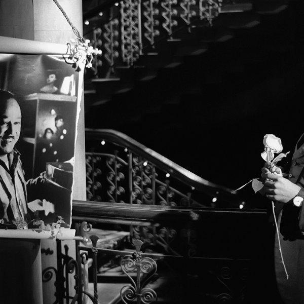 """Isaac Julien, """"Hommage Noir (Looking For Langston Vintage Series)"""", 1989/2016"""