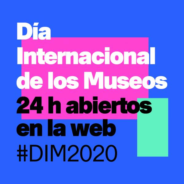 Dia Internacional de los museos, 2020