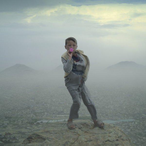 Exposició Aziz Hazara