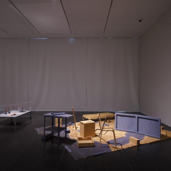 """""""In Real Time. Rafael Tous Collection of Conceptual Art"""" exhibition views. Photo: Miquel Coll"""