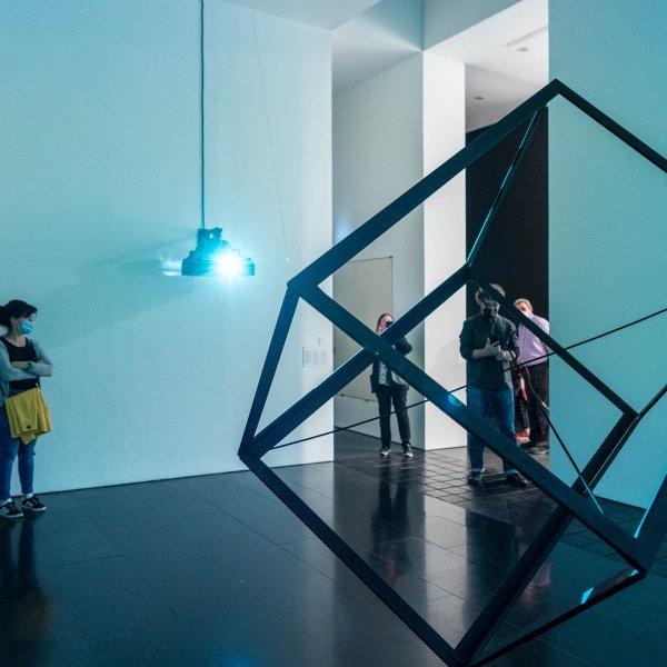 """Vistas """"En tiempo real. La Colección Rafael Tous de arte conceptual"""""""