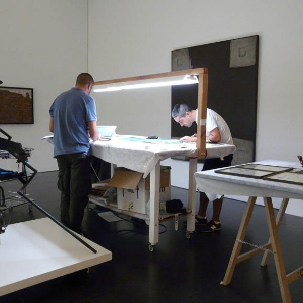 Conservation of the Collection