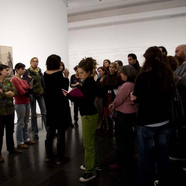 Curs d'iniciació a l'art contemporani