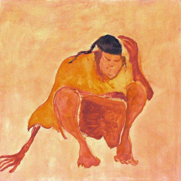 """Luis Claramunt """"La ciega"""", 1987"""