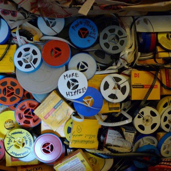 Cintas de la colección de películas caseras de Rick Prelinger, 2012
