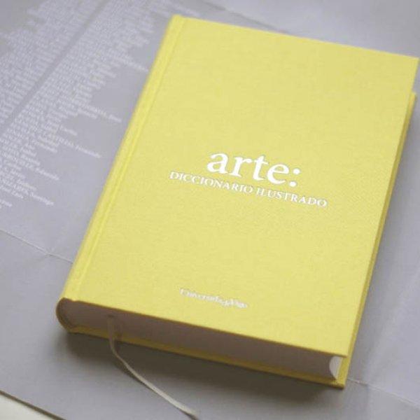 Arte: Diccionario ilustrado
