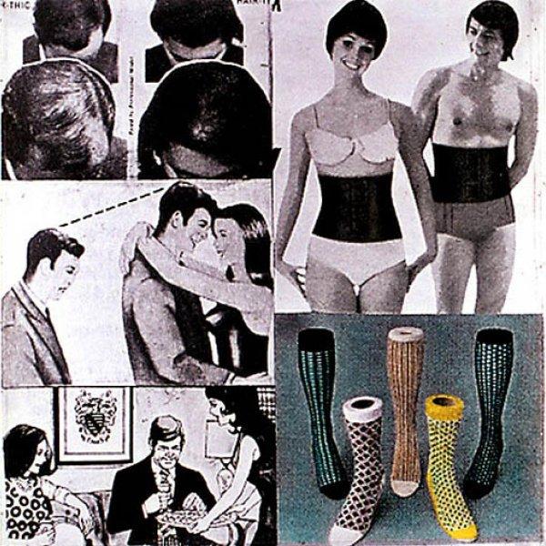 "Eulalia Grau ""Caps, calces i mitjons (Etnografia)"", 1973"