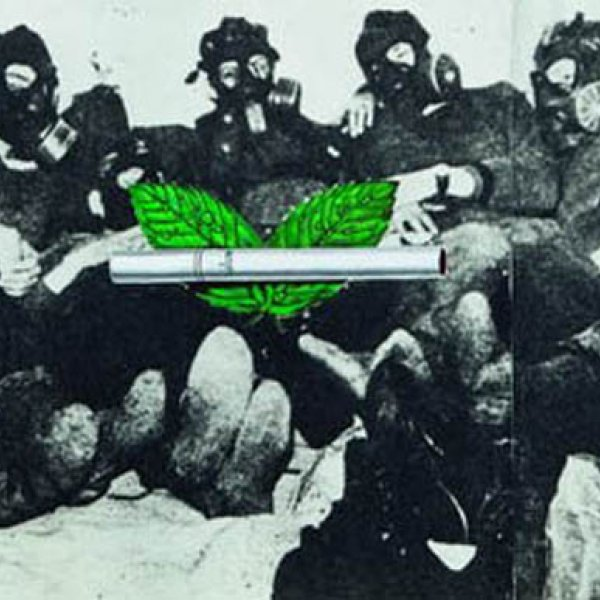 "Eulàlia Grau ""Cigarreta (Etnografia)"", 1973"