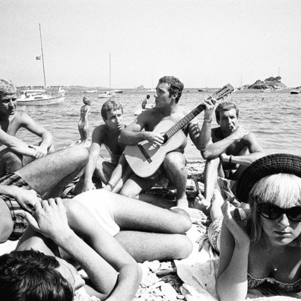 """Xavier Miserachs. """"Cadaqués, 1960"""""""