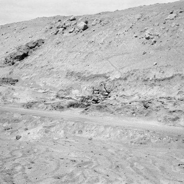 "Xavier Ribas ""Desert Trails"", 2012 (detalle) © Xavier Ribas"