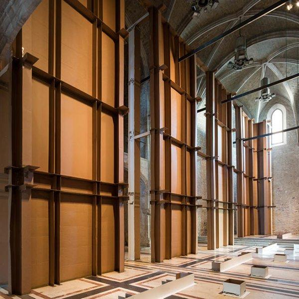 """Carlos Bunga"" exhibition views, 2015. Photo: Miquel Coll"
