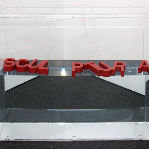 """Francesc Torres """"Sculptura"""", 1969 (2000)"""